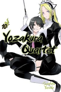 Yozakura Quartet Volume 10