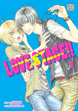 Love Stage!!, Volume 1-電子書籍
