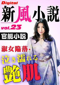 【官能小説】淑女陥落・泣き濡れる艶肌 ~Digital新風小説 vol.23~-電子書籍