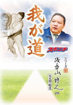 「我が道」浅香山博之(元大関・魁皇)-電子書籍
