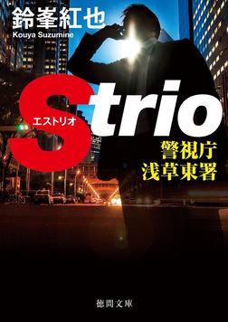 警視庁浅草東署Strio-電子書籍