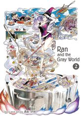Ran and the Gray World, Volume 2
