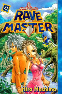 Rave Master Volume 21-電子書籍