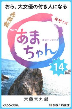 NHK連続テレビ小説 あまちゃん 14 おら、大女優の付き人になる-電子書籍