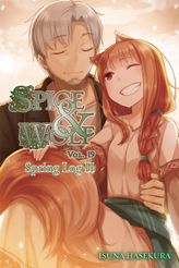 Spice and Wolf, Vol. 19