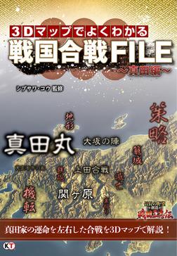 3Dマップでよくわかる戦国合戦FILE ~真田編~-電子書籍