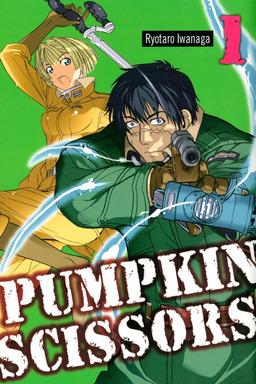 Pumpkin Scissors Volume 1