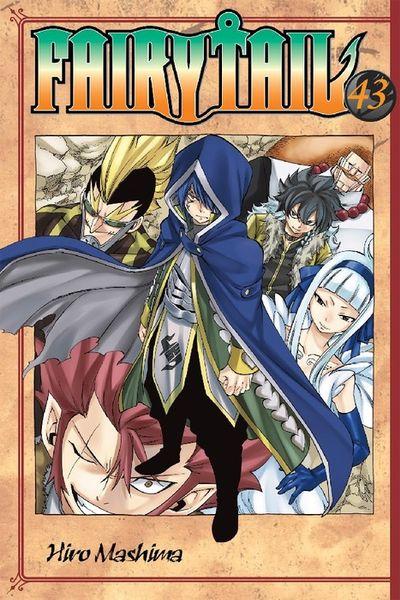 Fairy Tail 43