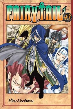 Fairy Tail 43-電子書籍