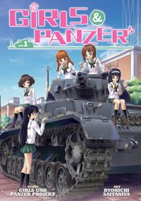 Girls und Panzer Vol. 1