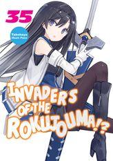 Invaders of the Rokujouma!? Volume 35