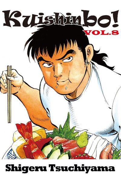 Kuishinbo!, Volume 8