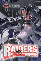 Raiders, Vol. 8