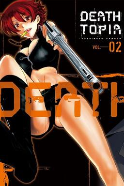 DEATHTOPIA Volume 2