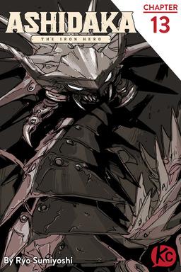 ASHIDAKA -The Iron Hero- Chapter 13