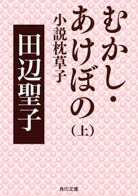 むかし・あけぼの 上 小説枕草子