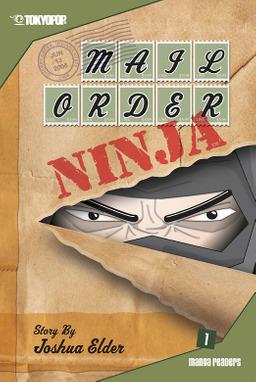 Mail Order Ninja Volume 1