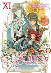 Altina the Sword Princess: Volume 11
