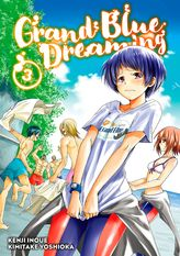 Grand Blue Dreaming Volume 3