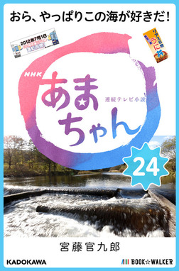 NHK連続テレビ小説 あまちゃん 24 おら、やっぱりこの海が好きだ!-電子書籍