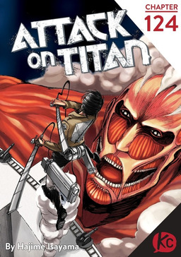 Attack on Titan Chapter 124