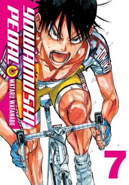 Yowamushi Pedal, Vol. 7