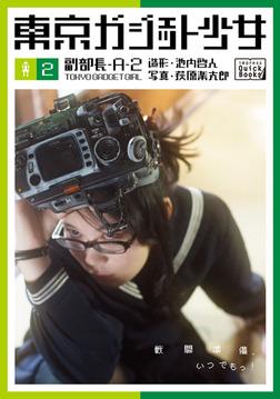 東京ガジェット少女 副部長A-2-電子書籍