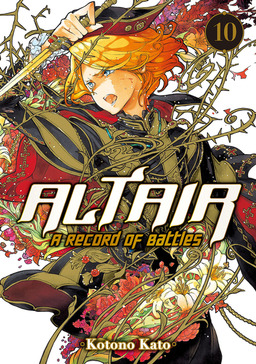 Altair: A Record of Battles Volume 10