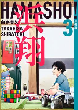 浜翔 HAMASHO! 分冊版3-電子書籍