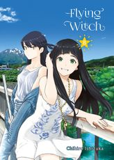 Flying Witch Volume 8