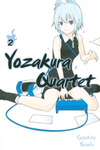 Yozakura Quartet Volume 2