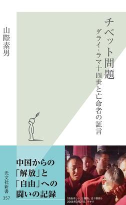 チベット問題~ダライ・ラマ十四世と亡命者の証言~-電子書籍