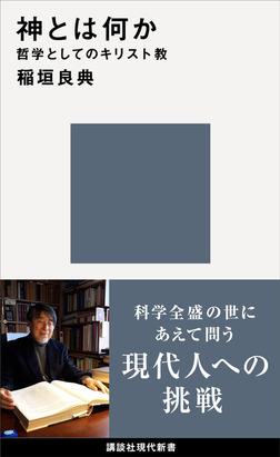 神とは何か 哲学としてのキリスト教-電子書籍