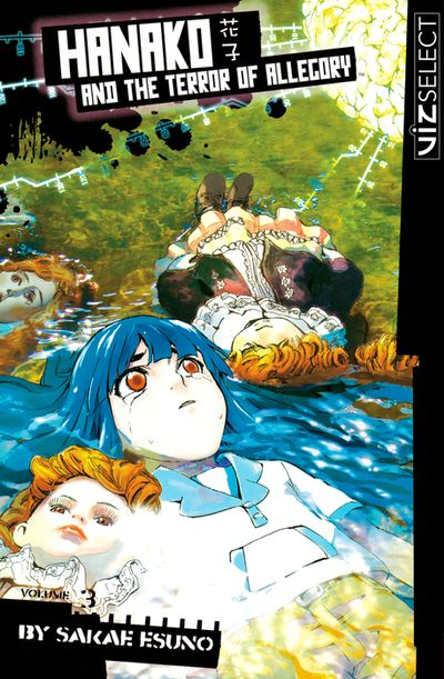 Hanako and the Terror of Allegory, Volume 3