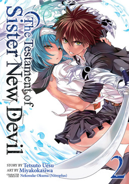 The Testament of Sister New Devil Vol. 2