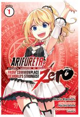 Arifureta: From Commonplace to World's Strongest Zero Vol. 1