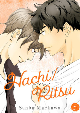Hachi/Ritsu (Yaoi Manga), Chapter 5