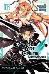 Sword Art Online: Fairy Dance, Vol. 3 (manga)