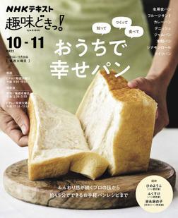 NHK 趣味どきっ!(火曜) 知って つくって 食べて おうちで幸せパン2021年10月~11月-電子書籍