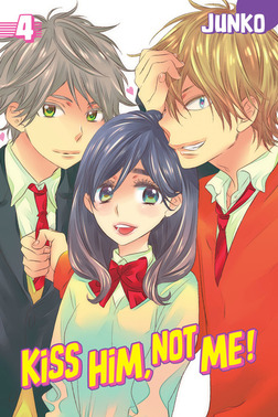 Kiss Him, Not Me 4-電子書籍