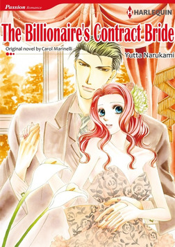 THE BILLIONAIRE'S CONTRACT BRIDE-電子書籍