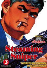 STEAMING SNIPER, Volume 3