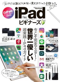 100%ムックシリーズ iPad for ビギナーズ-電子書籍