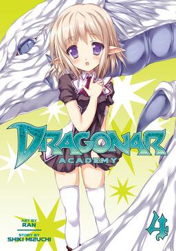 Dragonar Academy Vol. 4