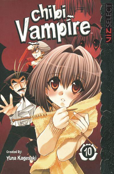 Chibi Vampire, Vol. 10