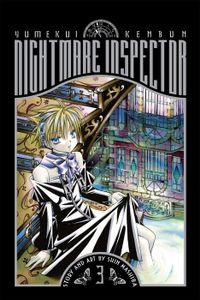Nightmare Inspector: Yumekui Kenbun, Vol. 3