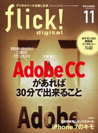 flick! digital 2016年11月号 vol.61