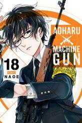 Aoharu X Machinegun, Vol. 18