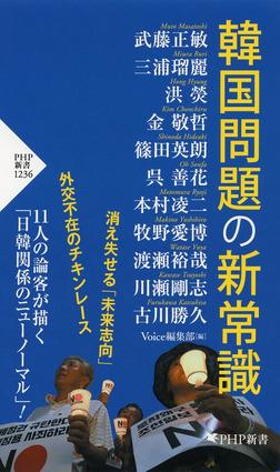 韓国問題の新常識-電子書籍