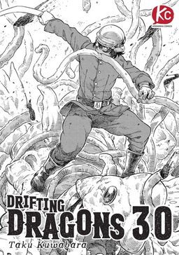 Drifting Dragons Chapter 30